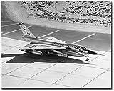 Concair B-58 Hustler 離陸前の滑走 11x14 シルバー ハロゲン写真プリント