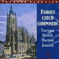 Popular Classics: Famous Czech Composers