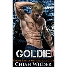GOLDIE: Night Rebels Motorcycle Club (Night Rebels MC Romance Book 4)
