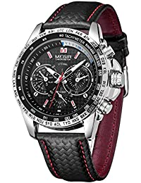 腕時計 メンズ スポーツ カジュアル ベルト ファション 人気 ブランド おしゃれ シンプル [並行輸入品]
