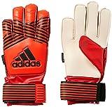 adidas(アディダス) サッカー ゴールキーパーグローブ ACE フィンガーセーブ ジュニア DKN57 エナジーアクアF17/エナジーブルー S17(BS1503) 5