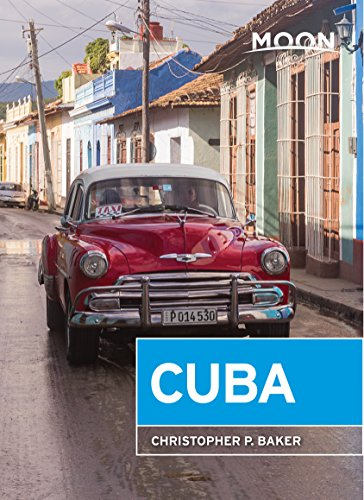 Moon Cuba (Travel Guide) (English Edition)