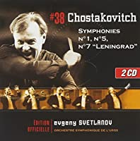 Chostakovitch : Symphonies no1, 5 et 7 Leningrad (2008-09-30)