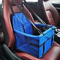 ペットカーバッグ、パピーメッシュバッグ - ダブルパッド入り通気性 - ペットアウトカーパッケージ(犬と猫の共通、5色あり) (色 : E)