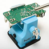 PD-372 Mini Work Bench Vise Plastic Bench Vise Jaw Opening 25mm by RC Helicopter Parts by ETS [並行輸入品]