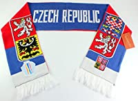 Mitchell & Nessワールドカップのホッケーチーム国ニットスカーフ One Size ブルー