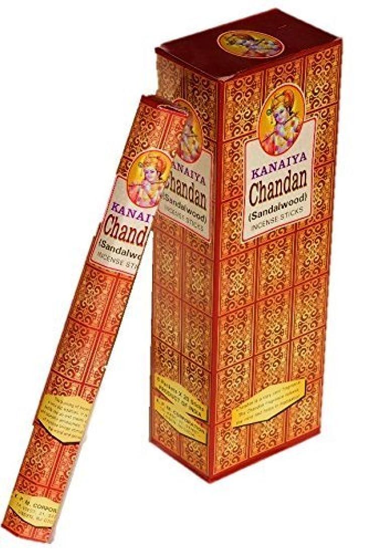 推定ロック制限するサンダルウッドお香インドから – MadeからNatural Scented Oil – Great forヨガ、瞑想、祈り、ホーム香り、空気清浄機としてand – Kanaiyaブランドby tikkalife