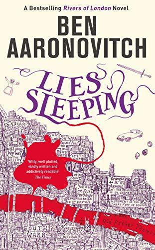 Lies Sleeping: The Seventh Riv...