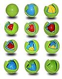 の立体パズル 知恵の輪 ボール