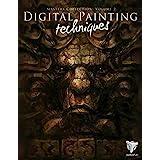 Digital Painting Techniques: Volume 2: Practical Techniques of Digital Art Masters (Digital Painting Techniques (2))