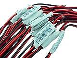 本数 セット【 万能 LED コントローラー 】操作 簡単 ストロボ 発光 / 照度 8段 / 速度 6段 調光器 速さ 明るさ パターン 調整 変更 (3本)