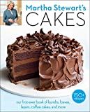 Martha Stewart's Cakes: Our First-Ever Book of Bundts, Loaves, Layers, Coffee Cakes, and more 画像