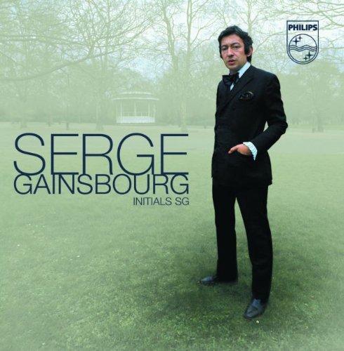 ベスト・オブ・セルジュ・ゲンスブール-イニシャルSG- / セルジュ・ゲンスブール, ジェーン・バーキン, カトリーヌ・ドヌーヴ, ブリジット・バルドー (CD - 2005)