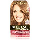 L'Oreal Excellence Triple Protection Color Cr?Eze Haircolor, 6G Light Golden Brown by L'Oreal Paris Hair Color...