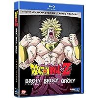 ドラゴンボールZ 劇場版:Broly 3本立て (Broly/Broly Second Coming/Bio-Broly)  (北米版)