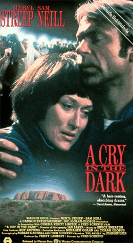Cry in the Dark [VHS] [Import]