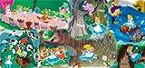 パズルプチロング ディズニー 300スモールピース ふしぎの国のアリス 43-13