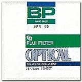 FUJIFILM 特性波長透過フィルター(BPフィルター) 単品 フイルター BPN 53 7.5X 1