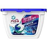 洗濯洗剤 ジェルボール3D 抗菌 アリエール 本体 17個