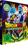 Dragon Ball Super: Broly. Steelbook - Limited Edition (DVD und Blu-ray)