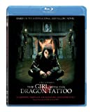 GIRL WITH THE DRAGON TATTOO - [Blu-ray] [Import]