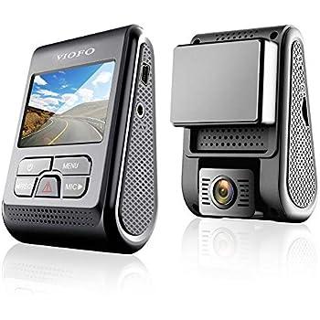 VIOFO ドライブレコーダー A119V3 ドラレコ GPS搭載 SONYセンサー 超高画質2560×1600p WDR補正 最大256GB対応 駐車監視 全国LED信号対応 地デジノイズ対策済み 1年間保証