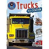 Trucks to Colour: 50 Speedy Stickers