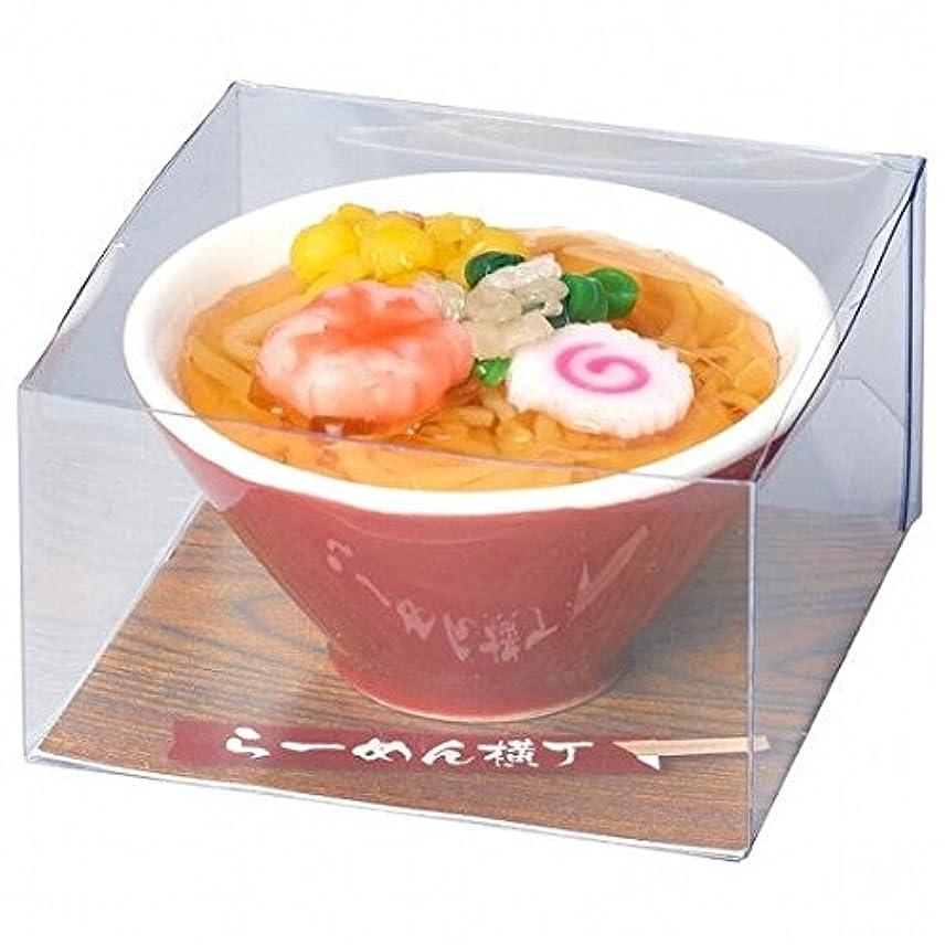 物理的に頑丈実業家kameyama candle(カメヤマキャンドル) らーめん横丁キャンドル(86190000)