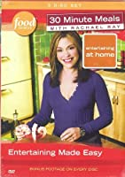 30 Minute Meals with Rachael Ray Volume 4: Entertaining Made Easy [並行輸入品]