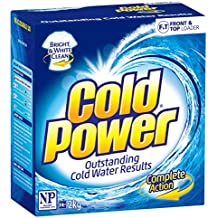 Cold Power Complete Action, Powder Laundry Detergent, 2kg