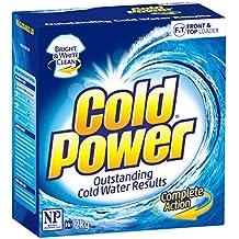 Cold Power Complete Action, Powder Laundry Detergent, 2kg