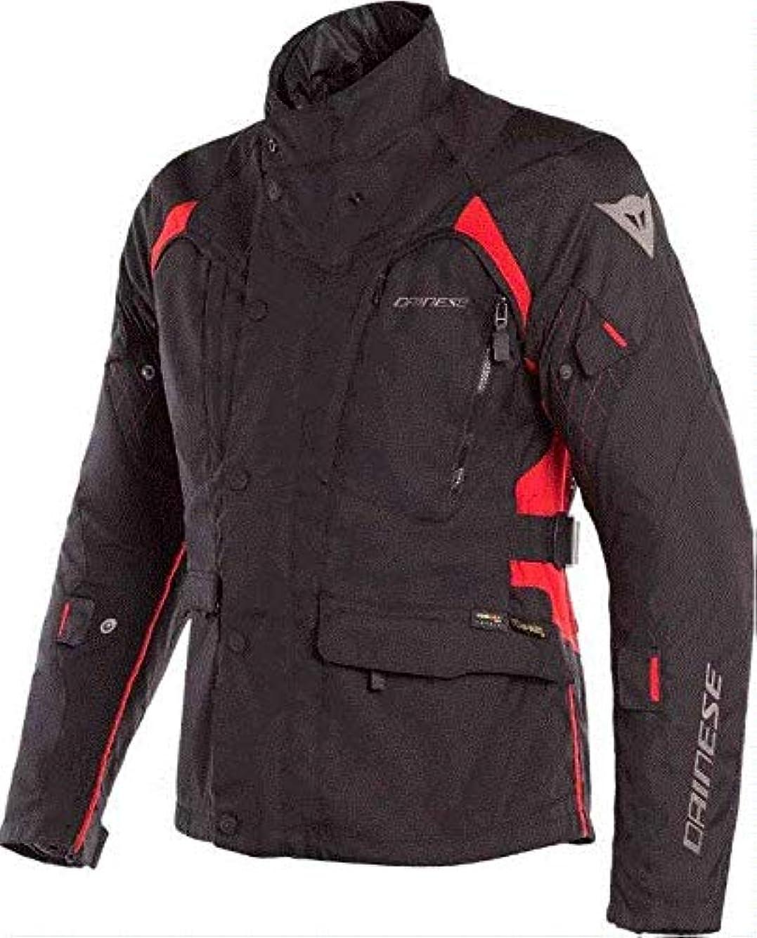 混乱させるパラダイス住むDainese ダイネーゼ X-Tourer D-Dry Motorcycle Textile Jacket 2019モデル ライディングジャケット ブラック/レッド EU60