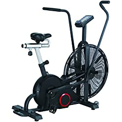 Free Post Endurance Air Attack Dual Action Assault Exercise Bike