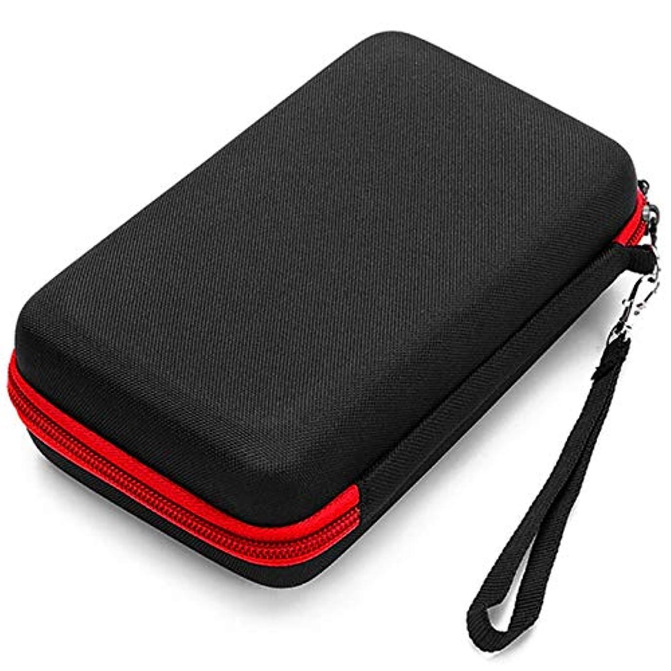 持続する書士おばあさんTOOGOO 赤色 ポータブル 旅行エヴァ電気シェーバートリマー収納ケースバッグボックスオーガナイザー Norelco Onebladeの場合