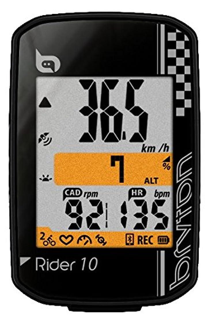 頭コショウトロリーブライトン Rider10E (本体のみ) GPS ブラック(TB0F0R010EBLK)