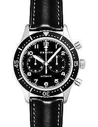 [ゼニス] ZENITH 腕時計 ヘリテージ クロノメトロ TIPO CP-2 03.2240.4069/21.C774 自動巻き メンズ 新品 [並行輸入品]
