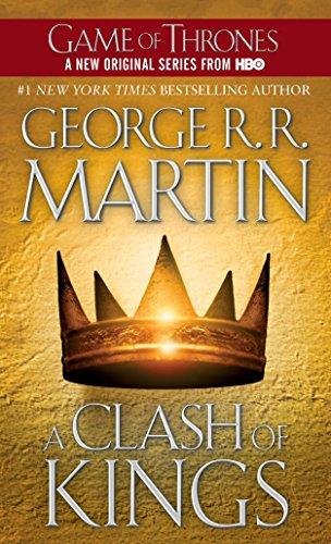 Download A Clash of Kings: A Song of Ice and Fire: Book Two 0553579908