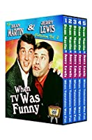 Dean Martin & Jerry Lewis: When TV Was Funny [DVD] [Import]