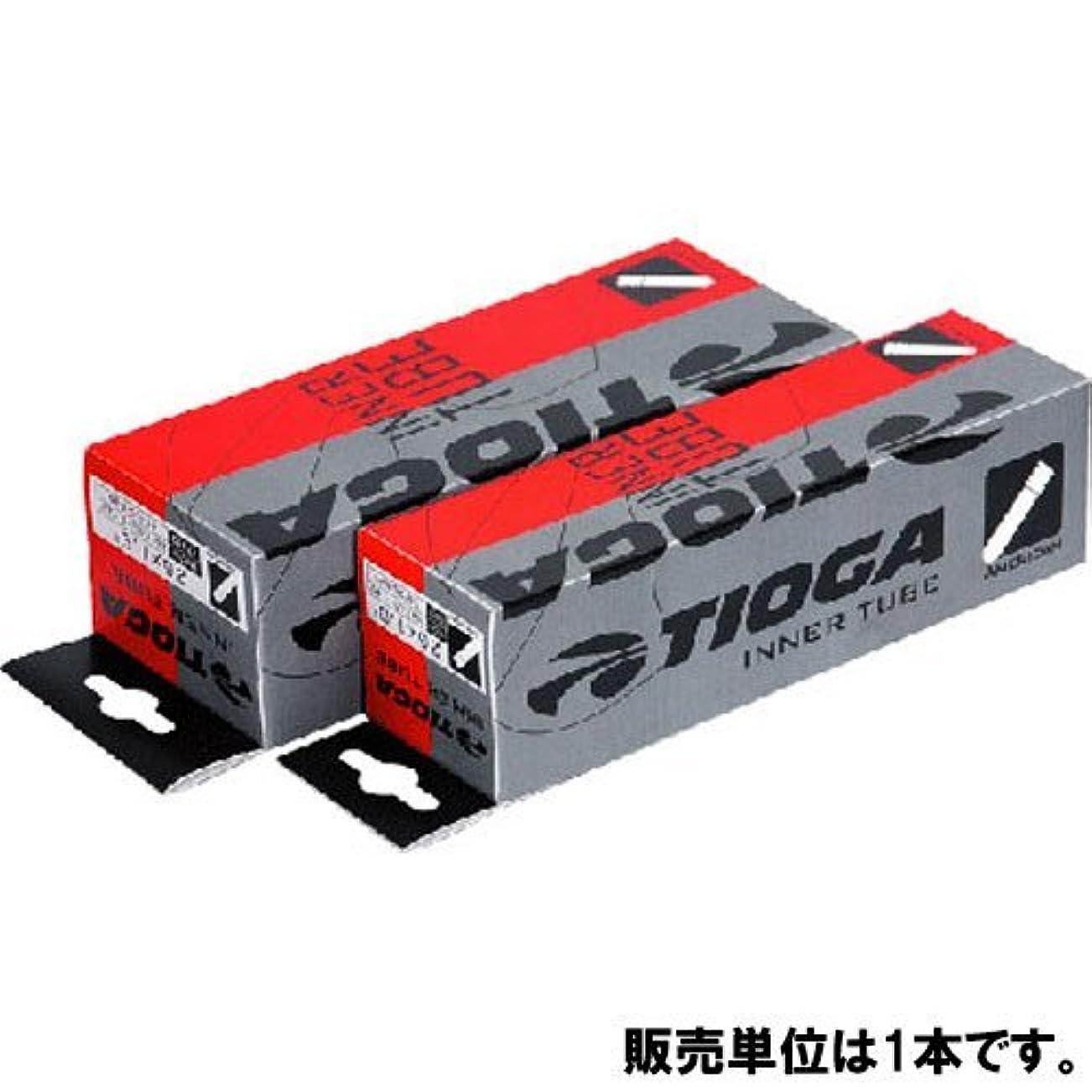 過度の促すのヒープTIOGA(タイオガ) インナー チューブ (米式) バルブ長:36mm 27.5