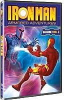Iron Man: Armored Adventures Season 2 Vol 3 / [DVD] [Import]