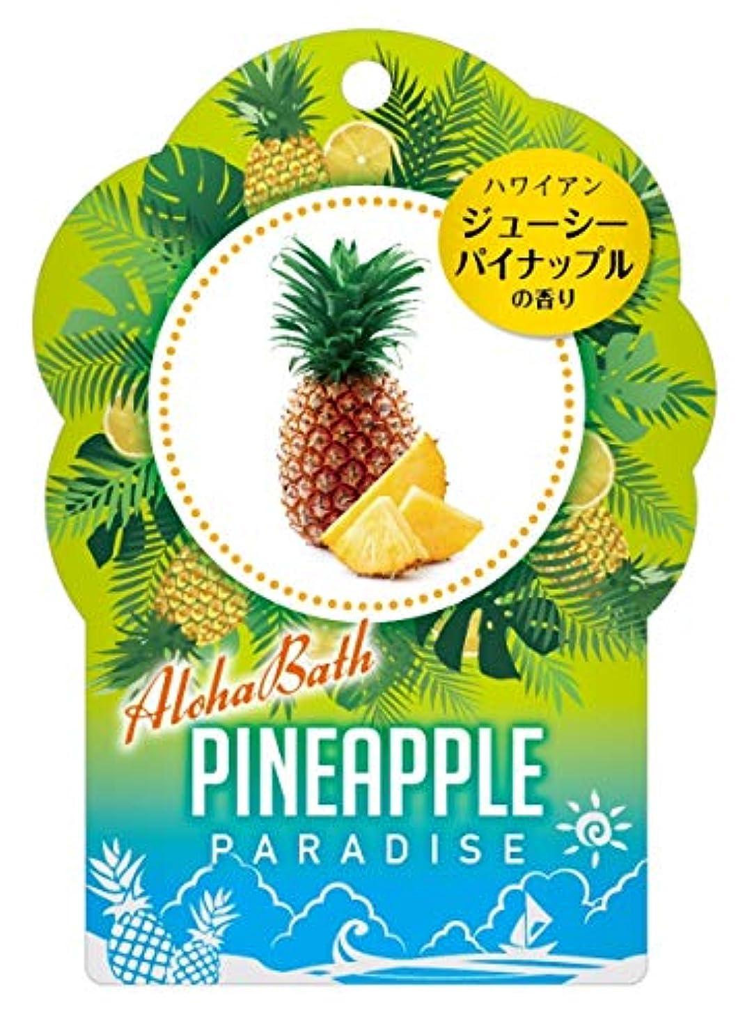 日本製 made in japan アロハバスパイナップル N-8741【まとめ買い12個セット】
