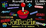 16 GB RetroPie 12 , 000のゲーム