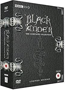 Blackadder - The Complete Collection (Limited Edition) - Import Zone 2 UK (anglais uniquement) [Import anglais]