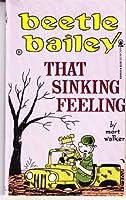 Beetle Bailey: That Sinking Feeling