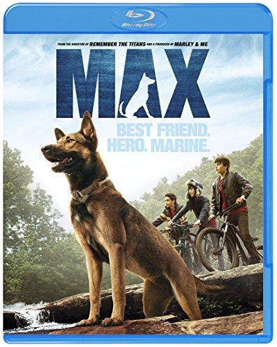マックス ブルーレイ&DVDセット(初回仕様/2枚組) [Blu-ray]の詳細を見る