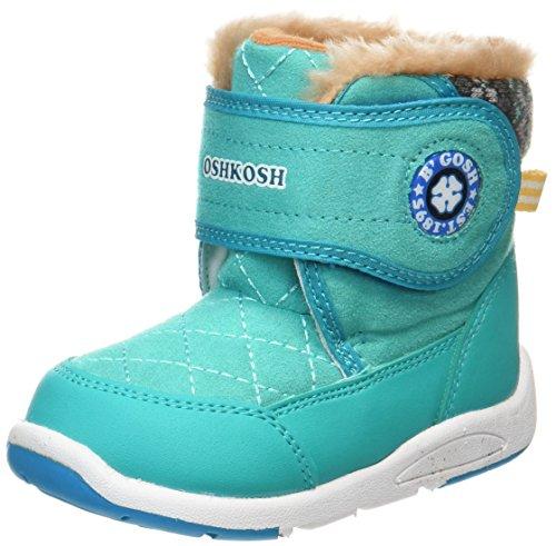 [オシュコシュ] 防寒ブーツ  OSK WB138 ブルー ブルー 13 2E