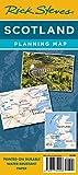 Rick Steves Scotland Planning Map: Including Edinburgh & Glasgow City Maps (Rick Steves Planning Maps) 画像