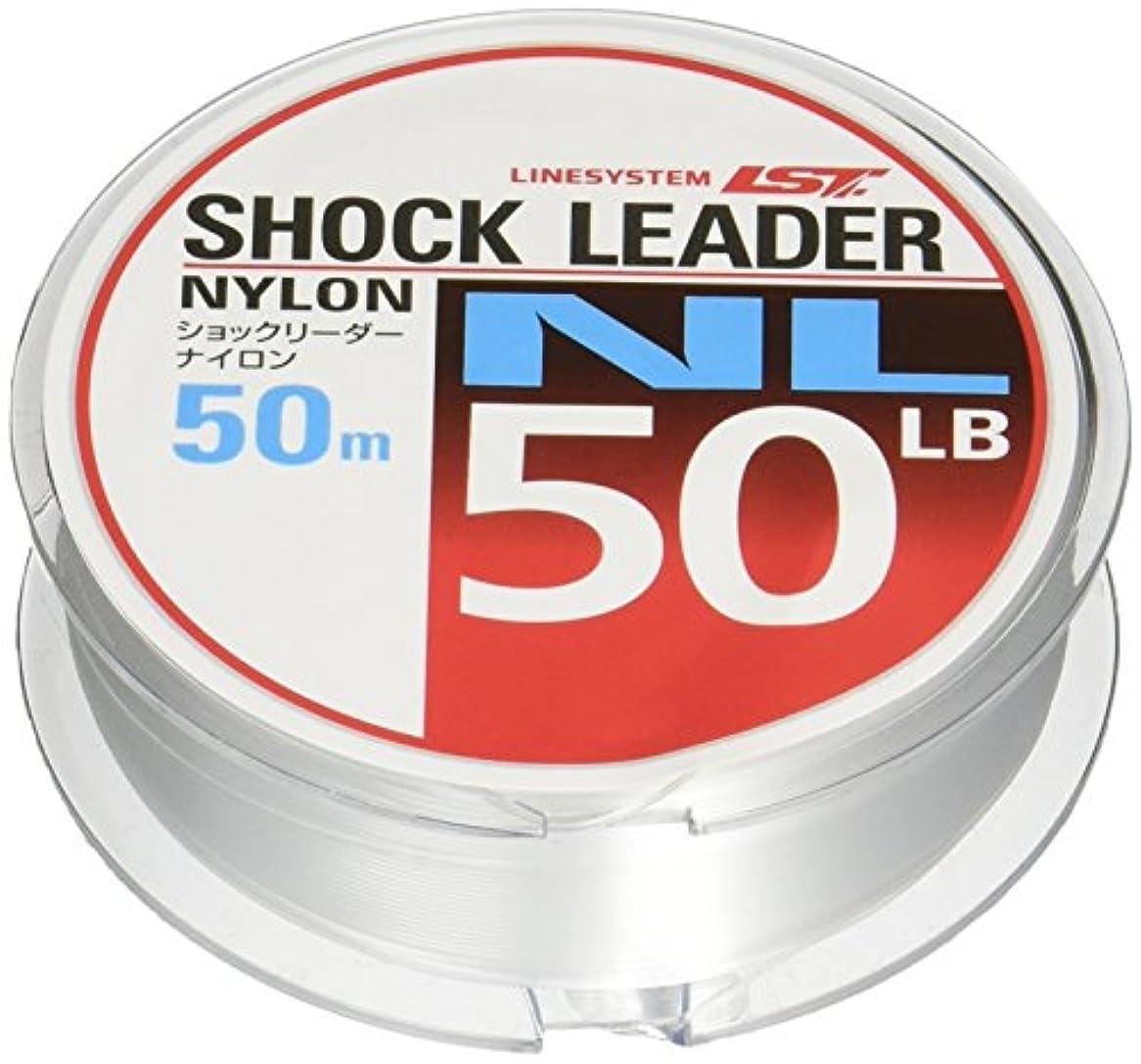 パンフェロー諸島ドラッグLINE SYSTEM(ラインシステム) ライン SHOCK LEADER NL 50m 50LB L4050C