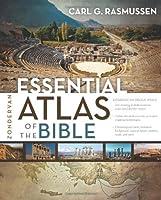 Zondervan Essential Atlas of the Bible by Carl G. Rasmussen(2013-12-10)
