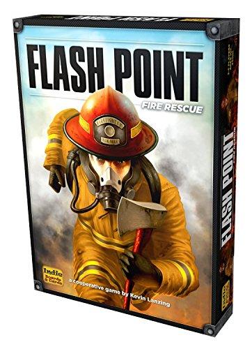 フラッシュポイント 火災救助隊第2版 (Flash Point:Fire Rescue 2nd Edition) [並行輸入品] ボードゲーム